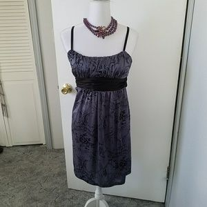 Size medium City Triangles dress removable straps
